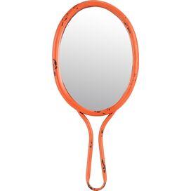 Megan 7'' Hand Mirror in Orange