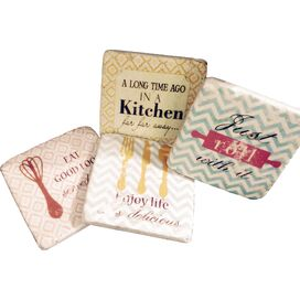 Kitchen Coaster (Set of 4)