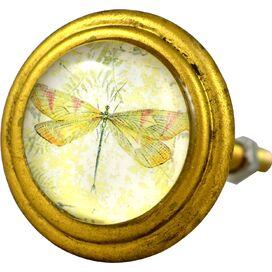"Dragonfly 1.5"" Cabinet Knob"