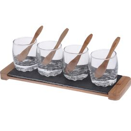 9-Piece Emi Tapas Serving Set