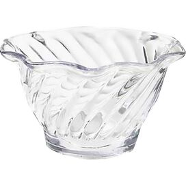 5-Ounce Acrylic Ice Cream Dish