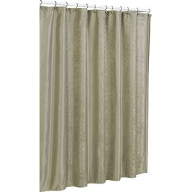 Hoyt Shower Curtain in Taupe