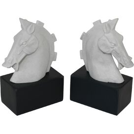 Apollo Bookends