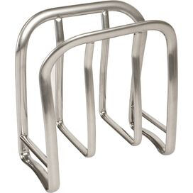 Axis Napkin Holder in Silver