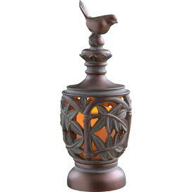 Birdie Flameless Candle Lantern