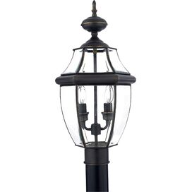 Merata Outdoor Post Lantern