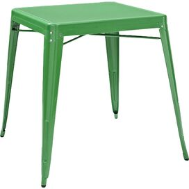Niall Dining Table in Green