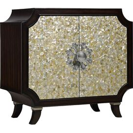 Kendall Mother-of-Pearl Cabinet