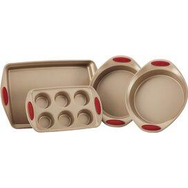 Rachael Ray 4-Piece Cucina Nonstick Bakeware Set