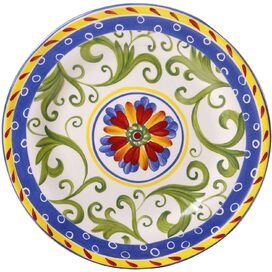 Amalfi Dessert Plate (Set of 4)