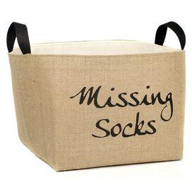 Missing Socks Storage Bin