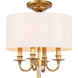 Loredo Semi-Flush Mount