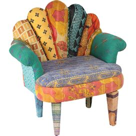 Sandra Peacock Accent Chair