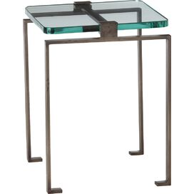 Fisher Accent Table, Arteriors