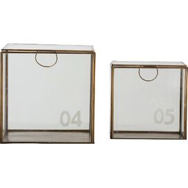 Guthrie Boxes, Set of 2, Arteriors