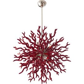 Diallo Mini Chandelier, Arteriors