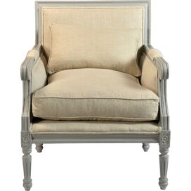 Faye Arm Chair in Natural