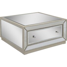 Elsinore Mirrored Coffee Table