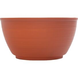 Bowl Planter in Terra Cotta