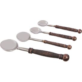 4-Piece Hansen Measuring Spoon Set