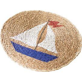 Sailboat Mat