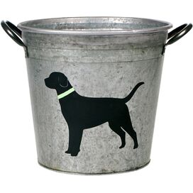 Labrador Bucket in Black