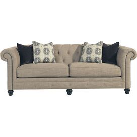 "Evelyn 100"" Sofa"