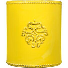 Jillian Utensil Crock in Yellow