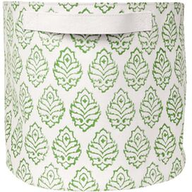 Leafy Storage Basket