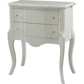 Ella Console Table in White