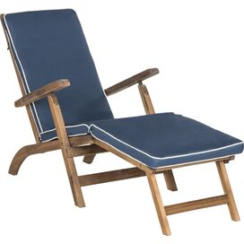 Palms Acacia Patio Chaise in Natural