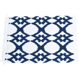 Madelyn Placemat in Navy Blue (Set of 4)