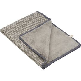 Double-Sided Pet Blanket in Gray