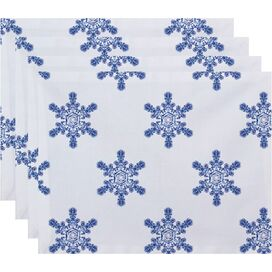 Flurries Placemat (Set of 4)