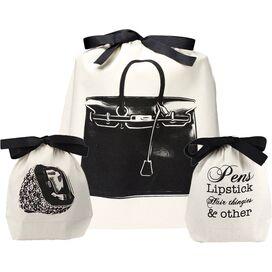 Bag-All, Handbag Organzing Bag Set