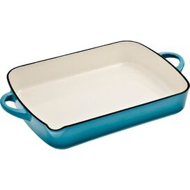 Denby Baking Dish with Pouring Edge in Azure