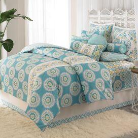 Azure Sky Comforter