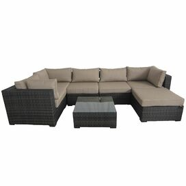 7-Piece Montage Patio Sectional Set