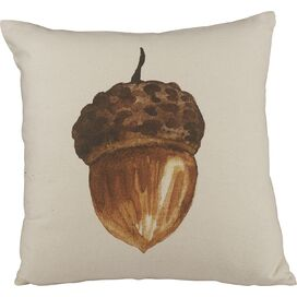 Acorn Pillow Cover