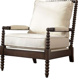 Harrison Arm Chair in White