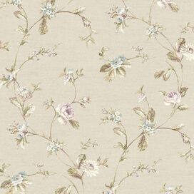Riverside Park Wallpaper in Linen
