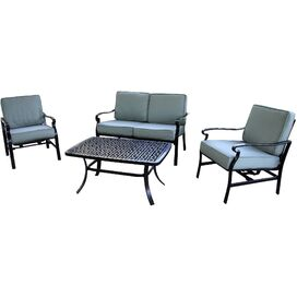 4-Piece Providence Patio Seating Group