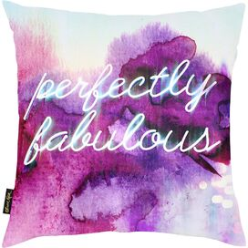 Perfectly Fabulous Pillow, Oliver Gal