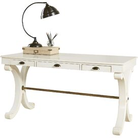 Willowbrook Writing Desk in White