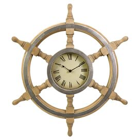 Helm Wall Clock