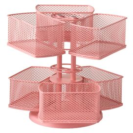 Charlotte Cosmetic Carousel in Pink