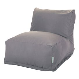 Tisbury Indoor/Outdoor Lounger in Gray