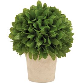 Faux Loches Topiary