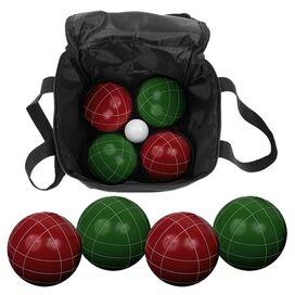 10-Piece Adalynn Standard Size Bocce Ball Set