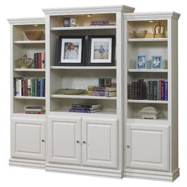 3-Piece Latour Bookcase Set